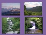 Mountain Habitat of Georgia Plants and Animals PowerPoint