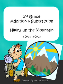 Mountain Math- Addition and Subtraction