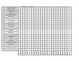 Mountain Math Tracking Sheet (Grade 4)