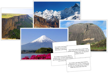 Mountain Pictures and Fast Facts