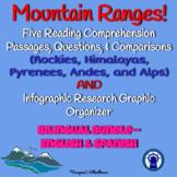 Mountain Ranges Money-Saving Bilingual Bundle