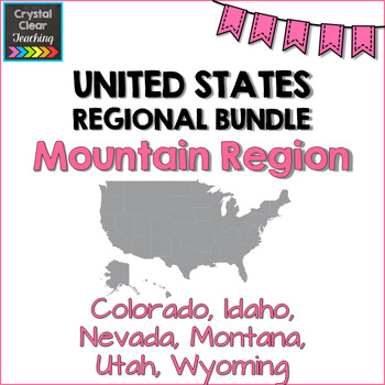 Mountain States Region Bundle