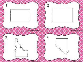 Mountain States Region Task Cards