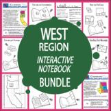 West Region Interactive Bundle + AUDIO! (Mountain States & Pacific States)