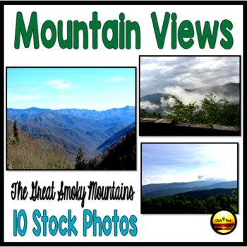 Stock Photos The Great Smoky Mountains Scenery