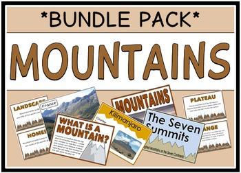 Mountains (BUNDLE PACK)