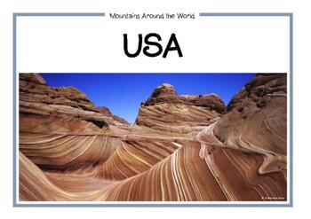 Mountains Photo Set