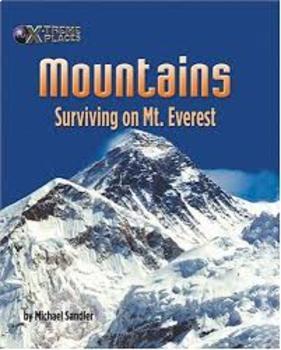 Mountains: Surviving Mount Everest