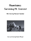 Mountains: Surviving Mt. Everest