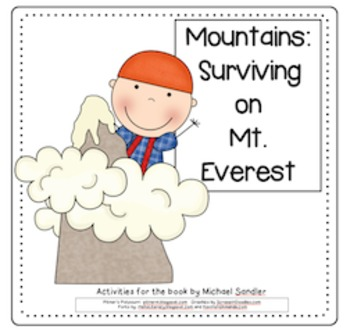 Mountains: Surviving on Mt. Everest (Compatible with 3rd g