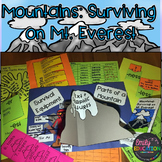 Mountains: Surviving on Mt. Everest Journeys 3rd Grade Activities Lesson 25