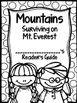 Mountains: Surviving on Mt. Everest Journey's Activities Third Grade Lesson 25