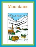 Mountains Thematic Unit