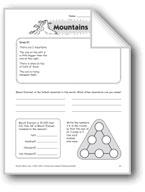 Mountains (Thinking Skills)