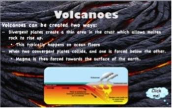 Mountains, Volcanoes, and Earthquakes