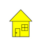 Mouse COLOR House OPEN ENDED GAME, Speech Therapy, Concepts