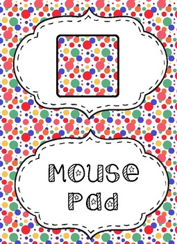 Mouse Control Flash Cards