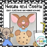 Mouse & Cookie Craft: Class Book with Writing Activity: Back to School