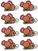 Mouse Count - decomposing 10