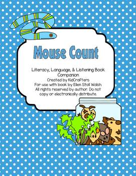 Mouse Count Book Companion