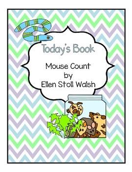 Mouse Count Book Companion
