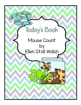 Mouse Count Story Companion