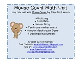 Mouse Count Math Unit