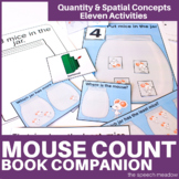 Mouse Count Book Companion with Numeracy and Language Activities