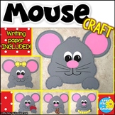 Mouse Craft Back to School