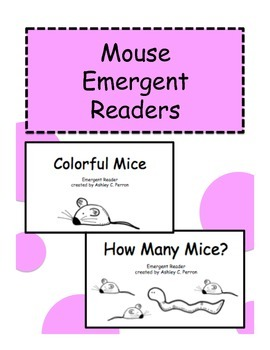 Mouse Emergent Readers