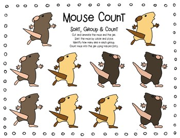 Mouse Fun Literacy and Math