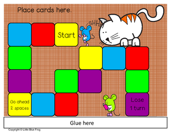 Mouse Game Board