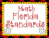 Mouse Inspired 3rd Grade Math Florida Standards