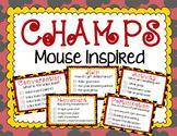 Mouse Inspired CHAMPS Behavior Management