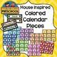 Mouse Inspired Calendar Bundle
