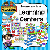 Mouse Inspired Learning Centers
