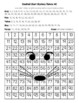 Mouse King from The Nutcracker Hundred Chart Mystery Picture with Number Cards