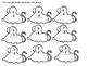 Mice Literacy and Math Themed Work (Kindergarten-First Grade Skill Levels)