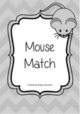 Mouse Match Subitising Game