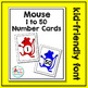 If You Give A Mouse Math Pack - 3 Math Centers for Early Learners