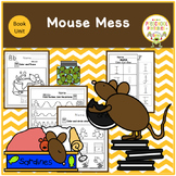 Mouse Mess  Book Unit