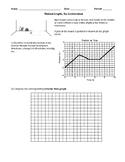 Mouse Motion Graphs (no acceleration)