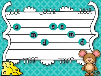 Mouse, Mousie: A folk song for teaching ta rest and do