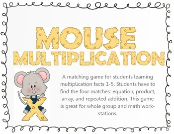 Mouse Multiplication
