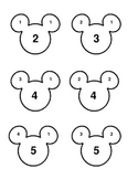Mouse Number Bonds