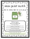 Mouse Paint Match
