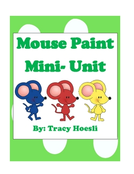 Mouse Paint Mini-Unit