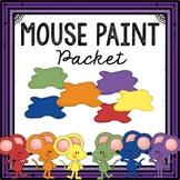 Mouse Paint Book Companion