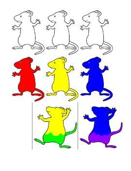 Mouse Paint Story Telling by Ashley Stewart | Teachers Pay Teachers