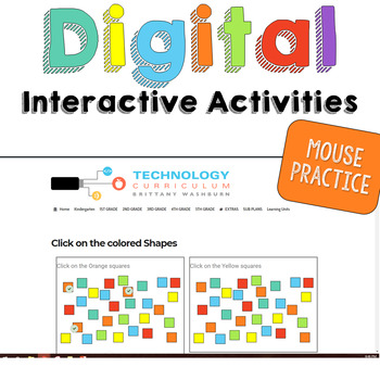 Mouse Practice Learning Unit